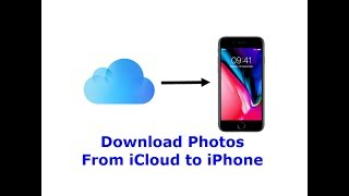 How to download photos from iCloud to iPhone X, 8, 8 Plus, 7, 7 Plus, 6, 6 Plus, 6s, & 5