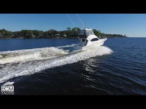 Riviera 37 Flybridgevideo