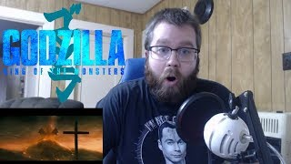 Godzilla: King of the Monsters - Beautiful TV Spot Reaction!!!
