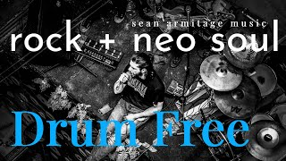 Drumless Backing Track Neo Soul / Rock (92 BPM)