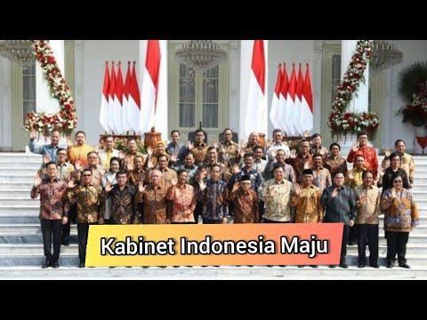 Pengumuman kabinet Indonesia Maju, Menteri-menteri baru siap bekerja.
