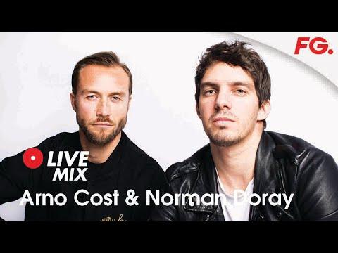 ARNO COST & NORMAN DORAY | INTERVIEW & MIX LIVE | HAPPY HOUR | RADIO FG