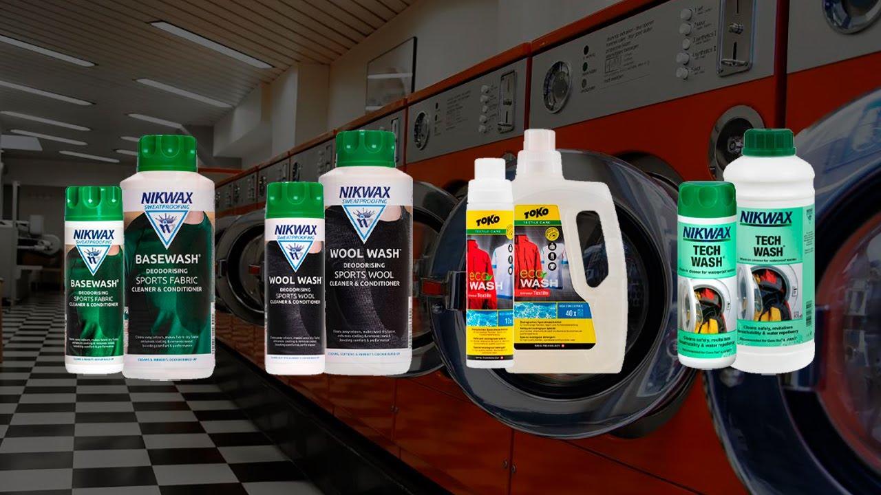 Обзор моющих средств (порошков) Nikwax и Toko – для синтетики, шерсти и мембран