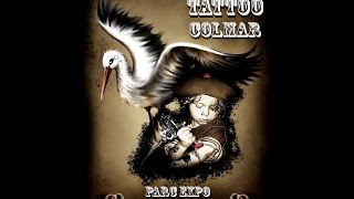 Convention Tattoo COLMAR 2015