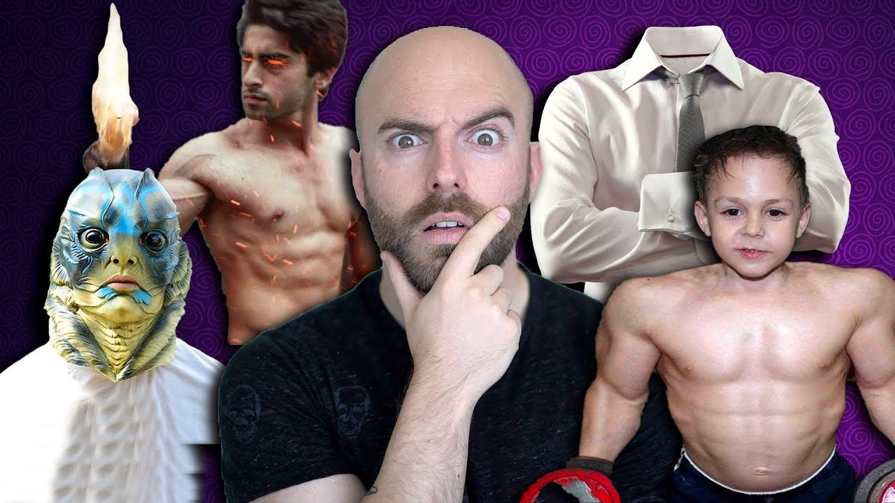 10 People with Unexplainable Powers thumbnail