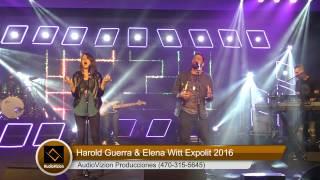 Harold Guerra  Elena Witt/Expolit 2016 Miami