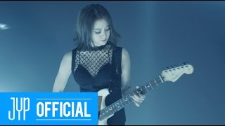 원더걸스(Wonder Girls) Instrument Teaser Video 3. Hye Rim