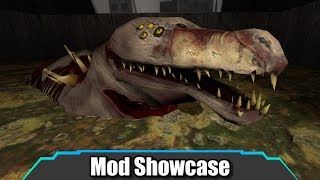 Garry's Mod | Do NOT Mess With This Thing... SCP-682 | Mod Showcase