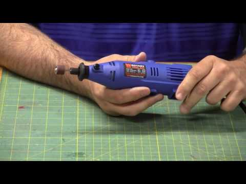 Wen Rotary Tool with Flex Shaft Review