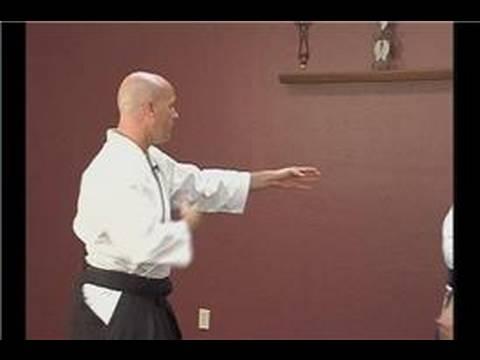 Intermediate Aikido: Mune Tsuki Waza : Mune Tsuki Waza: Iriminage