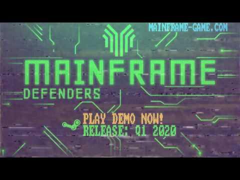 Проект MAINFRAME DEFENDERS ( PC 2020 ) Trailer 2019