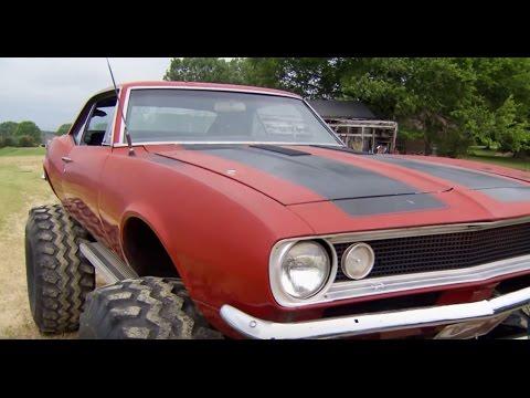 Download Americars 4: un 4x4 Camaro de 1965 transformé en Hot Rod ! HD Mp4 3GP Video and MP3