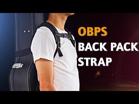 ORTEGA GUITARS | OBPS BACK PACK STRAP