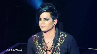 Adam Lambert - Acoustic Aftermath *IMPROVED VERSION* Club Nokia LA