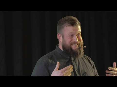 Pop-Up Gaeltacht: A One Night Stand | Osgur Ó Ciardha | TEDxBallyroanLibrary