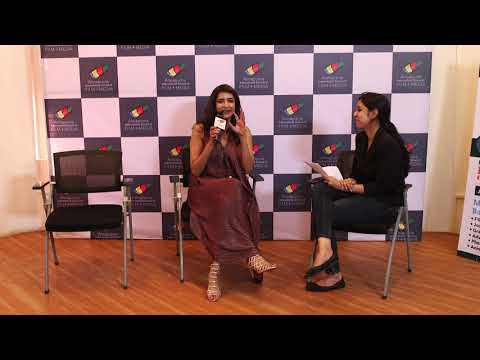 Manchu Lakshmi Prasanna About Annapurna International School of Film And Media