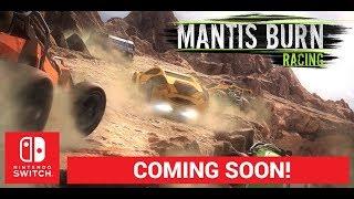 videó Mantis Burn Racing