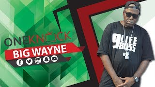 Big Wayne: Speaks on Twins of Twins New Mixtape, Being a Young Artist & More | 01.07.17