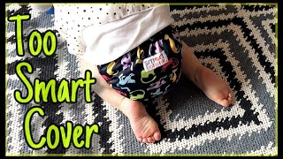 Smart Bottoms Too Smart Cover Review | Cloth Diaper Review