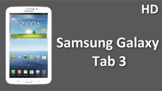 Samsung Galaxy Tab 3 Price and Specifications