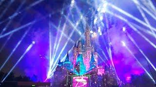 【4K】 TDL Celebrate! Tokyo Disneyland / セレブレイト!東京ディズニーランド 【9/22 キャッスルフォアコート座り(抽選エリア)最前中央 ※1回目】