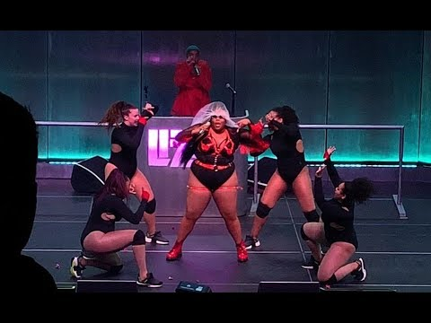Lizzo - TRUTH HURTS - Atlanta - 5/9/19