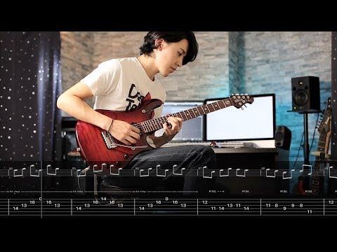 PLOOF - Parrot (Guitar Playthrough + TAB )