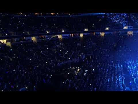 The Chainsmokers - Roses, 99.7 POPTOPIA SAP Center San Jose California, 2 Dec 2017