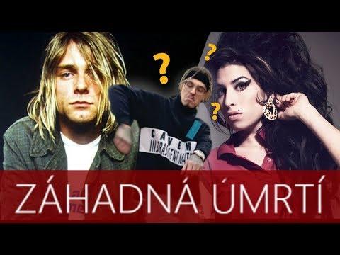 ZÁHADA: Club 27 - Hudebníci, kteří zemřeli ve věku 27 let