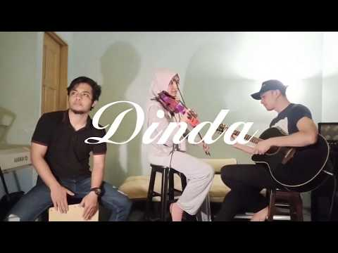 Dinda - Masdo ( violin cover version by Endang Hyder ft. Famek *Cajon )