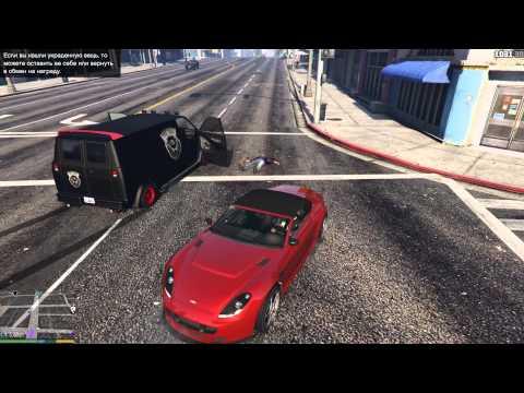 Grand Theft Auto V - Сюжет 10 - VspishkaGame [PC 60 fps 1080p]