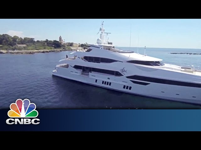 Super Yachts at London Boat Show | CNBC International