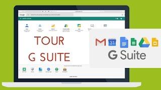 Tour Google G Suite Admin Panel Branded Business Email