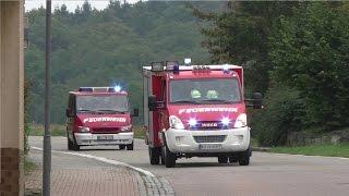 preview picture of video 'Jahreshauptübung Feuerwehr Östringen | 13.09.2014'