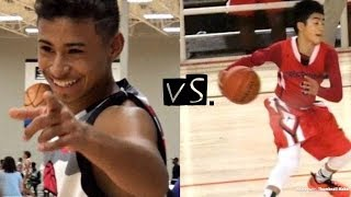 Julian Newman Vs. Yuuki Okubo (Who Will Become The Most Affective Point Guard?)