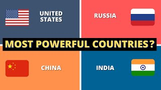 World's Most Powerful Countries?