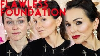 7 Steps To A Flawless Face Foundation  Kandee Johnson