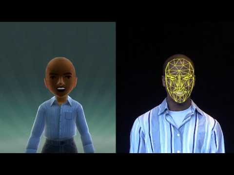 This Is How Kinect Turns Your Face Into A Talking Avatar