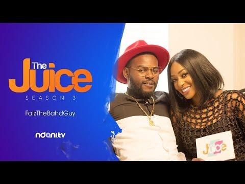 FalzTheBahdGuy's Interview on Ndani TV's The Juice (S03E01) with Dorcas Shola Fapson