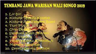 TEMBANG JAWA Warisan Wali Songo //Top 2019