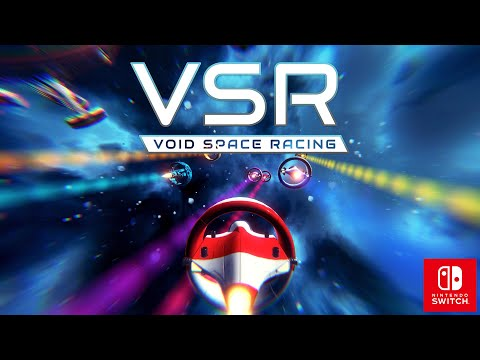 VSR: Void Space Racing Trailer - Nintendo Switch thumbnail