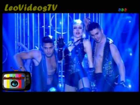 Josefina Scaglione es Lady Gaga en Tu Cara me Suena 3 #GH2015 #GranHermano