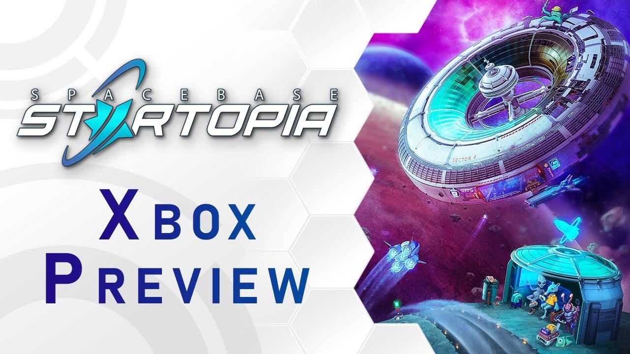 Spacebase Startopia - Xbox Preview Trailer (US)