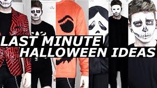 Last Minute Halloween 2017 Costume Ideas | Easy, Quick, Mens, Budget, Outfits, ASOS Haul | Gallucks