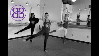 Off-The-Barre **BURN** Warm-Up & Cardio WORK out with Paige!!! by BODYBARRE
