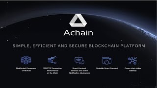 AChain - What is Next for AChain? (AChain Updates and Future Plans)