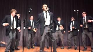 UC Men's Octet - True to Your Heart - West Coast A Cappella 2011
