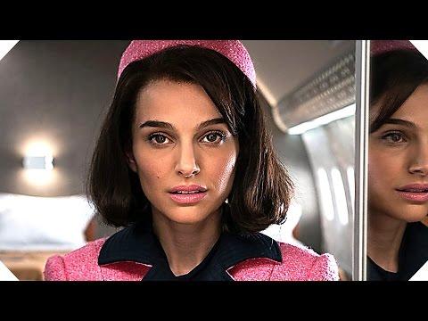 JACKIE Bande Annonce VF Officielle (Natalie Portman, 2017)