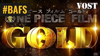Trailer of One Piece Gold (2016)