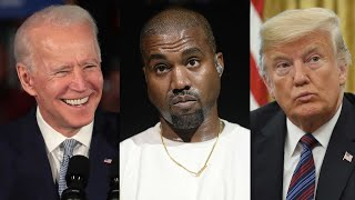 Kanye West DROPS OUT of 2020 Presidential Election